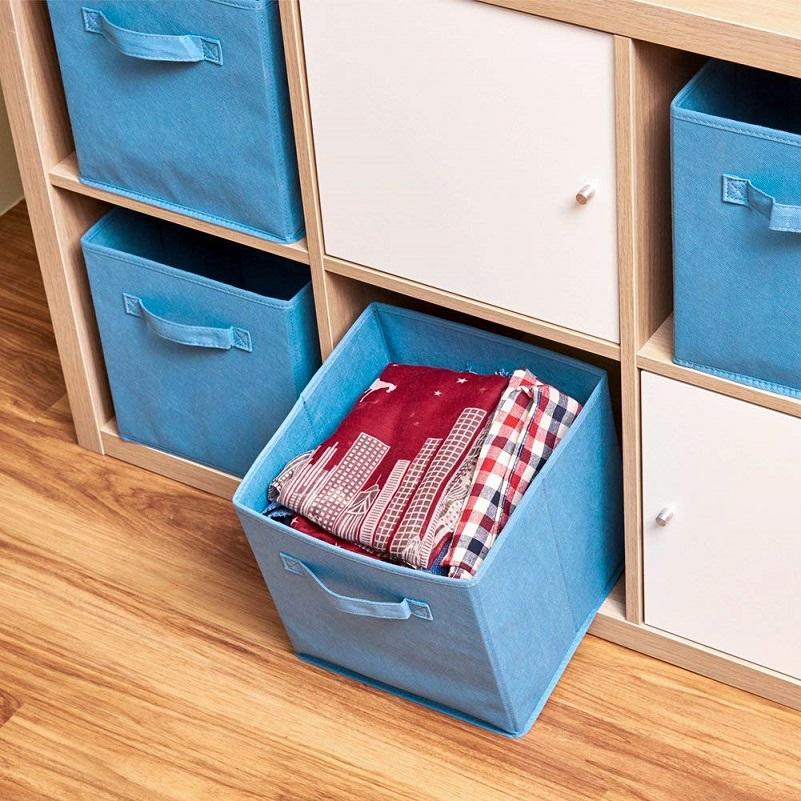 Set de cajas EZOWare para almacenar todo