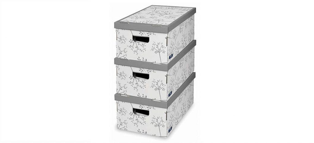 Set de 3 Cajas Decorativas Baratas