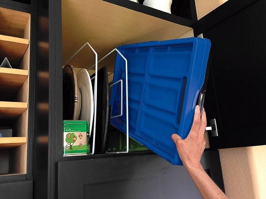 Ventajas de las cajas de plástico plegables