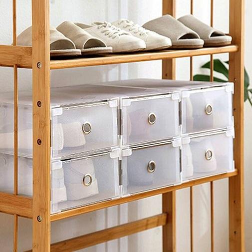 Por qué comprar cajas decoradas para guardar zapatos