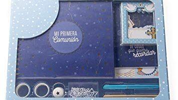 cajas decorativas azules