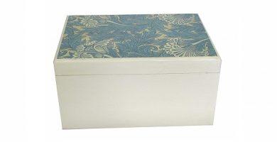 cajas decorativas de hueso