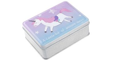 cajas decorativas de unicornio